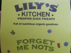 The treats we got!